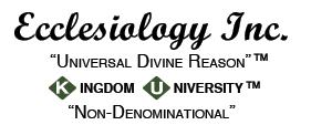 Ecclesiology Inc. Logo